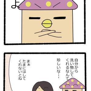 【きのこガリ】母の日のその後