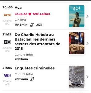 フランスのテレビ番組