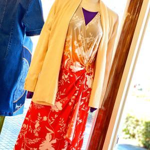 春の新作ワンピースやスカートが大人気♪