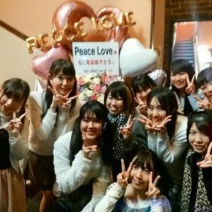 大事なPeace Love8周年ワンマンライブ!