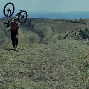 サイクル登山の検証