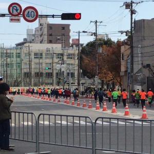 お知らせです 大阪マラソン