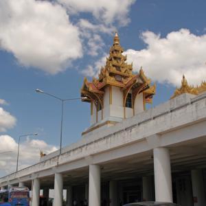 ミャンマー ~ 2019.9.14 マンダレーへ ウーベン橋