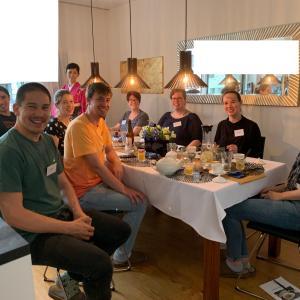 和食クラス(担々麺) 2019年5月