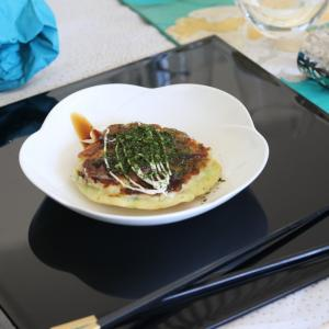 和食クラス (お好み焼き) 2019年6月
