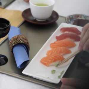 一日集中寿司クラス 2019年7月 巻き寿司は出来ても握りは?