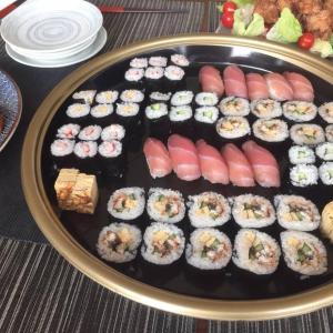 お客様からお寿司の「つくれぽ」が届きました!