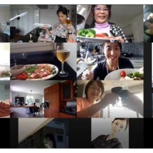 ZOOMでオンライン料理教室「鮭南蛮漬け」のお知らせ