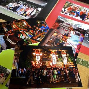 「羽黒神社の秋祭り写真展」を企画しております