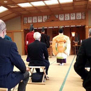 神社庁神殿祭