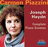 ピアッツィーニの弾く ハイドン:ピアノ・ソナタ第19番