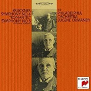 オーマンディ指揮 ブルックナー 交響曲第4番「ロマンティック」
