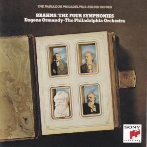 オーマンディ指揮 ブラームス 交響曲第1番