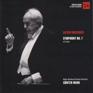 ヴァントの振る ブルックナー 交響曲第7番
