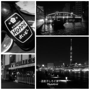 【東京夜景】隅田川界隈