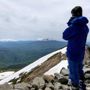 5月最後の山は極上ザラメ