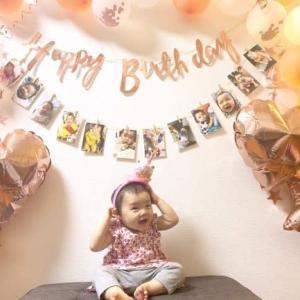 1歳のお祝いに・・・・