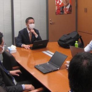東京大学のゼミで講演