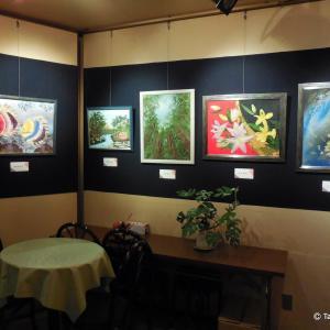 NHK文化センターおし花教室|彩りと美しさ