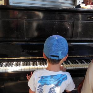街角の友だちピアノプロジェクト