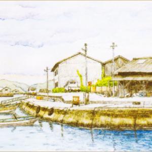 パルコ彩 vol.15〈後期展;水彩画、書、切り絵、紙彫刻、水墨画〉