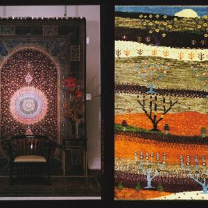 マスウド・ソバハニ氏|ペルシャ絨毯 歴史と文化