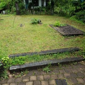 自宅のお庭をリフレッシュ