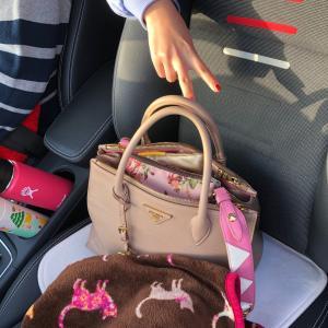 メルマガ銘柄の♪7746岡本硝子と綺咲愛里ちゃんのバッグ♡