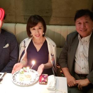 メルマガ銘柄でした♪4479マクアケと昨年のお誕生日。
