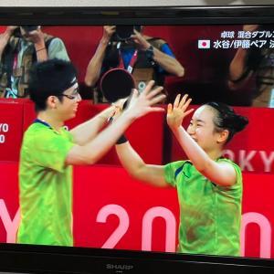 悲願達成へ!水田・伊藤ペア今夜決勝戦!そして7792コラントッテはリバウンド。