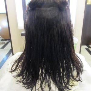 縮毛矯正+動きのメリット(´・ω・`)