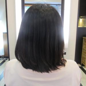 矯正毛のカット(*^-^*)