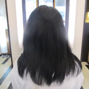 ご新規さんの複合ダメージの縮毛矯正(*´ω`*)