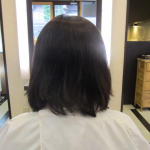 前髪がパーマかかりずらい方は、デジタルパーマがお勧めです(*´▽`*)