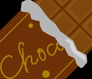 グリコ・チョコレート・パイナップル