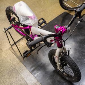 三女の自転車