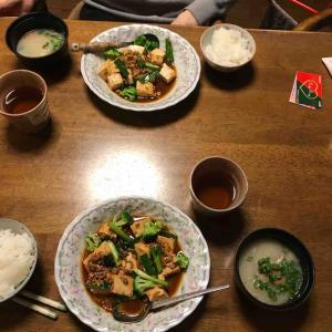 今宵は豆腐