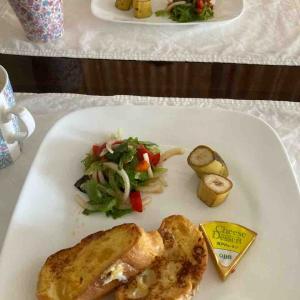 日曜日の朝食