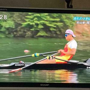 松山東ボート部にすごい選手