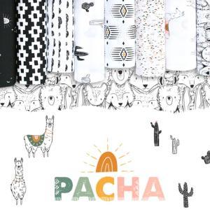 """キッズにおすすめ Art Gallery Fabrics """"Pacha"""""""