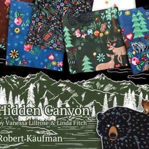 新入荷 ロバートカフマン Hidden Canyon Collection