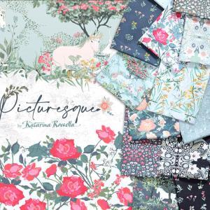 アートギャラリーファブリックス Picturesque Collection 入荷