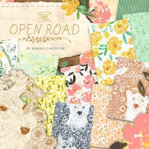 販売開始!Art Gallery Fabrics The Open Road Collectio