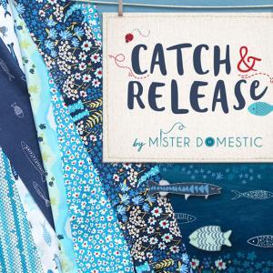 Art Gallery Fabrics の「Catch & Release」入荷!