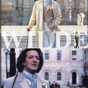 「オスカー・ワイルド」(1997)を鑑賞。ジュード・ロウが美しい。なんとオーランド・ブルームも発見!