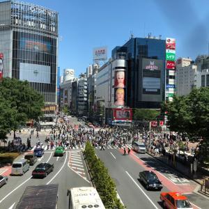 渋谷でパディントン展に行った時のお話