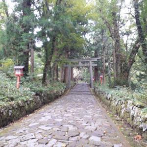 10月17日大神山神社