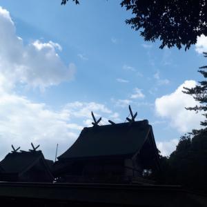 11月11日出雲大社を神等去出祭に振り返る