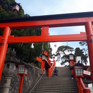 11月17日津和野太鼓谷稲成神社