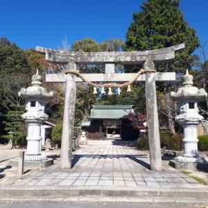 11月21日玉祖神社